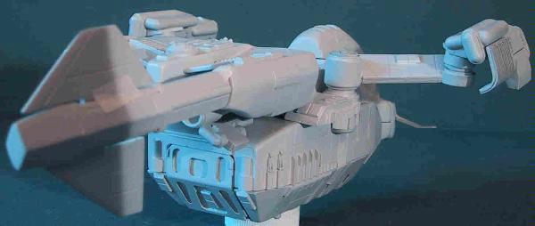 Drop Pod, Drop Ship, Slingshot, Starship Troopers, Vaporware