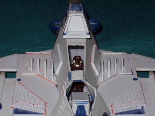 Flyer, Starship Troopers, Tac Fighter, Vaporware