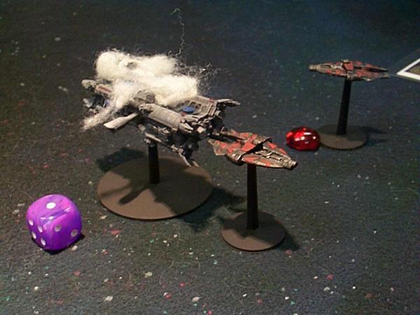 Babylon 5, Space Combat