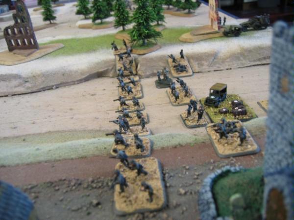 15mm, Action, Flames Of War, Terrain, World War 2