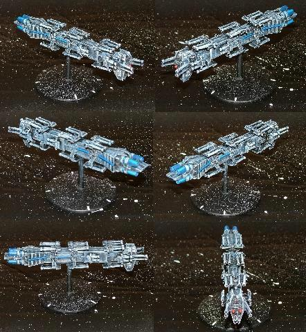 Babylon 5, Space Combat