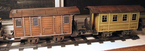 Khaldor, Train, Warmachine