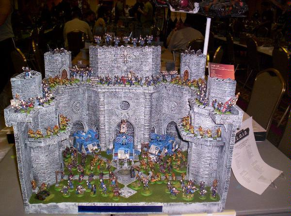 Adepticon, Army, Inquisition, Sisters Of Battle