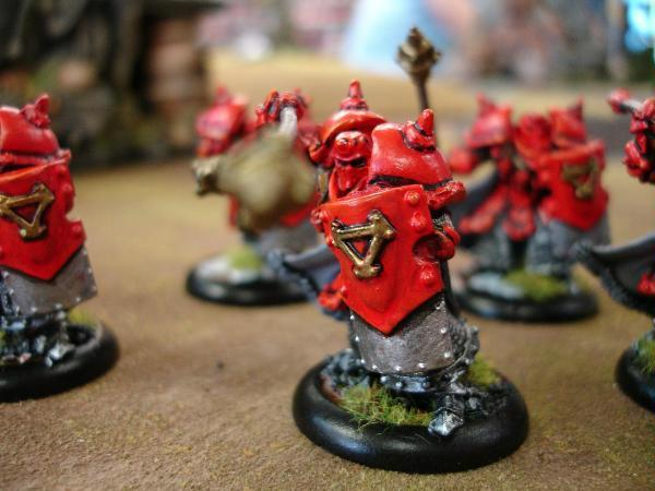 Khador, Privateer Press, Raef, Warmachine