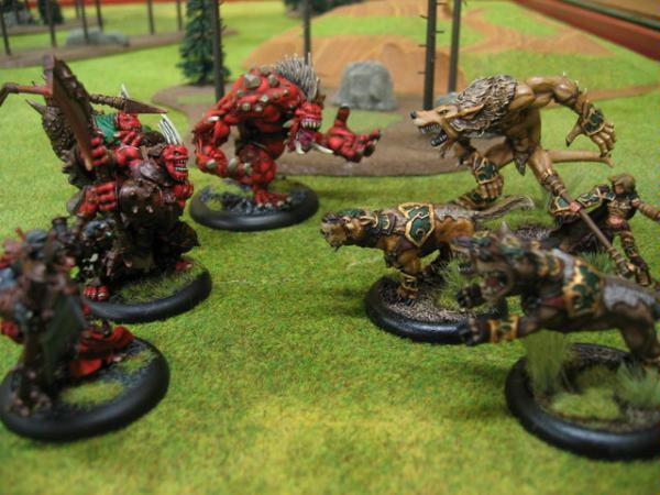 Argus, Axer, Battlebox, Circle Of Orboros, Hordes, Impaler, Kaya, Madrak, Trollbloods, Warpwolf