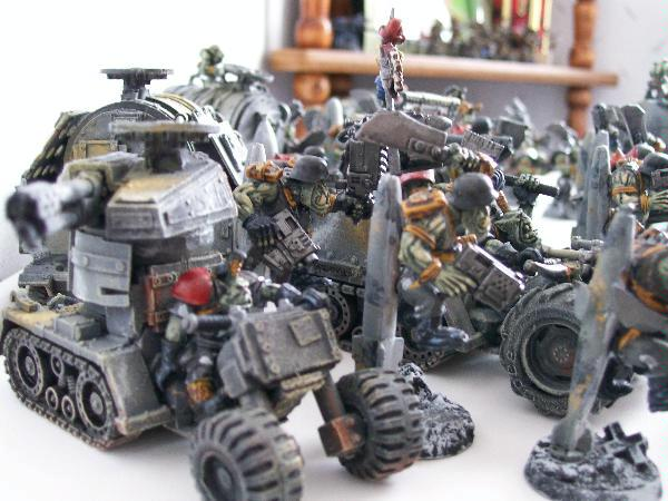 Buggy, Orks, Buggy Squadron