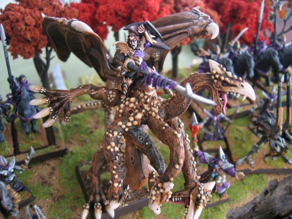 Adepticon, Adepticon 07, Dark Elves, Dragon, Warhammer Fantasy