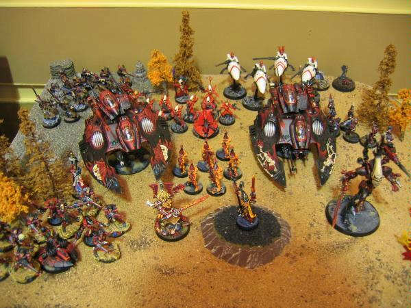 Army, Eldar, Falcon, Warhammer 40,000