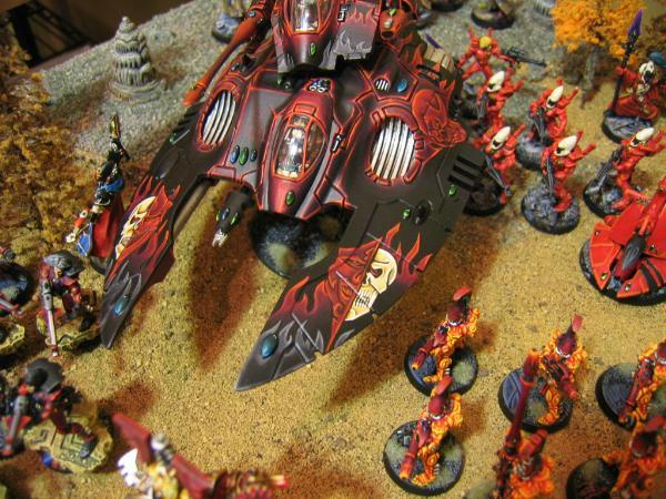 Awesome, Eldar, Falcon, Freehand, Stunning