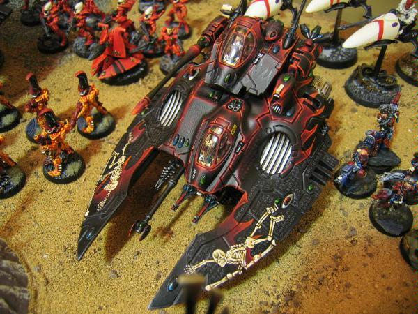Eldar, Falcon, Fire Dragon, Freehand