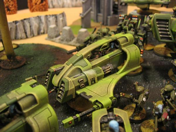 Adepticon, Forge World, Pirahna, Tau, Warhammer 40,000