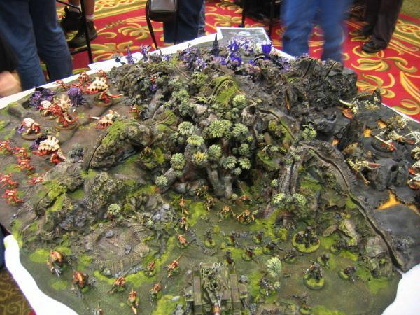 Adepticon, Display, Tyranids, Warhammer 40,000