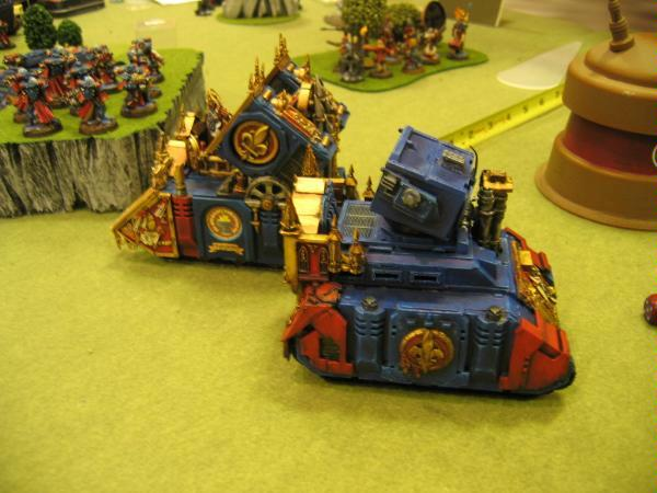 Adepticon, Exorcist, Warhammer 40,000, Witch Hunters