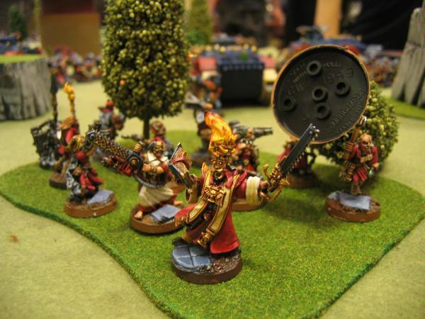 Battle Report, Inquisition
