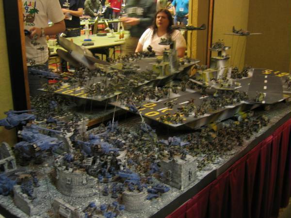 Army, Display, Orks, Tau