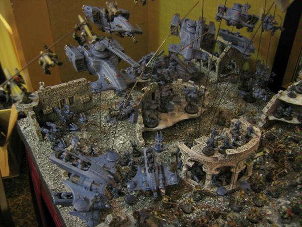 Adepticon, Army, Display, Tau, Warhammer 40,000