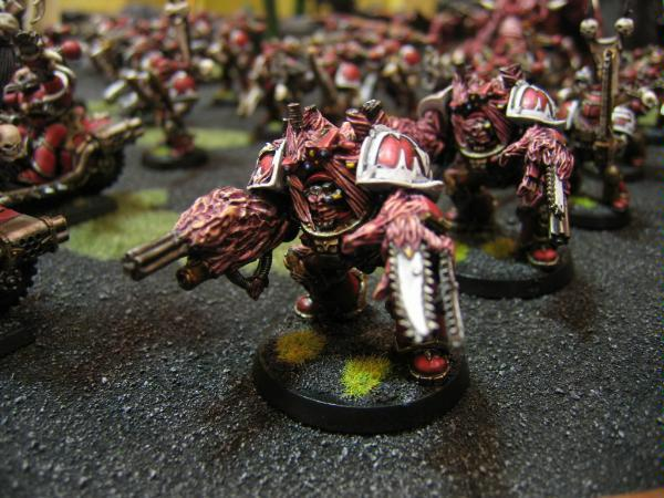 Chaos Space Marines, Obliterators