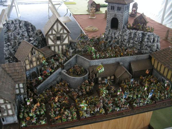 Army, Display, Empire, Warhammer Fantasy