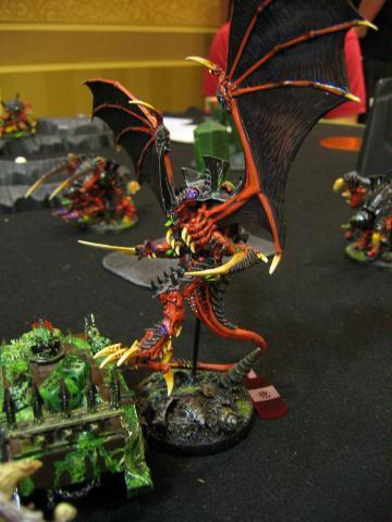 Battle Report, Nurgle, Tyranids, Warhammer 40,000