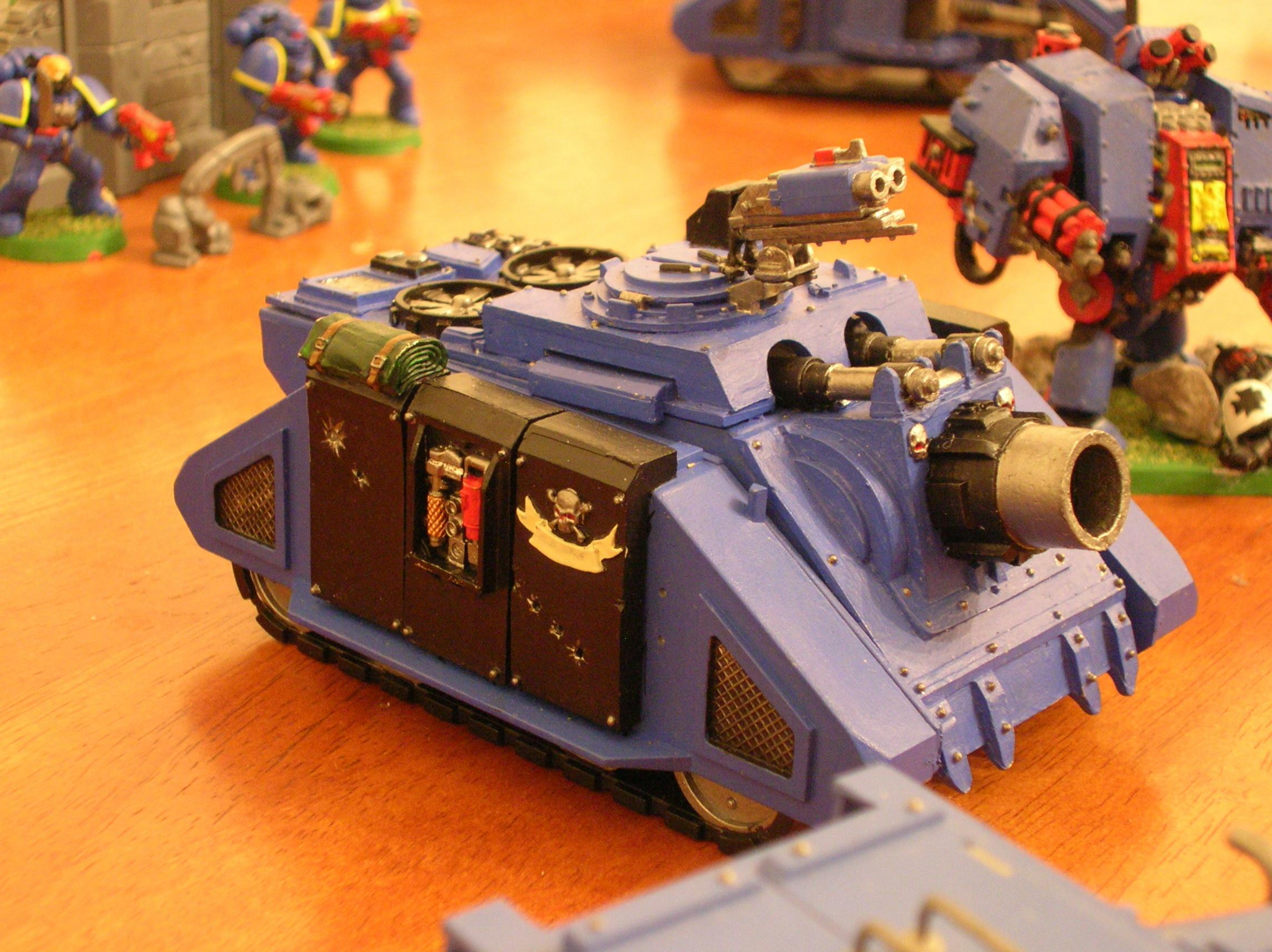 Space Marines, Vindicator