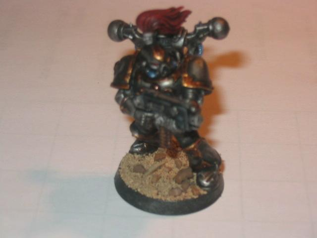 Chaos, Space Marines