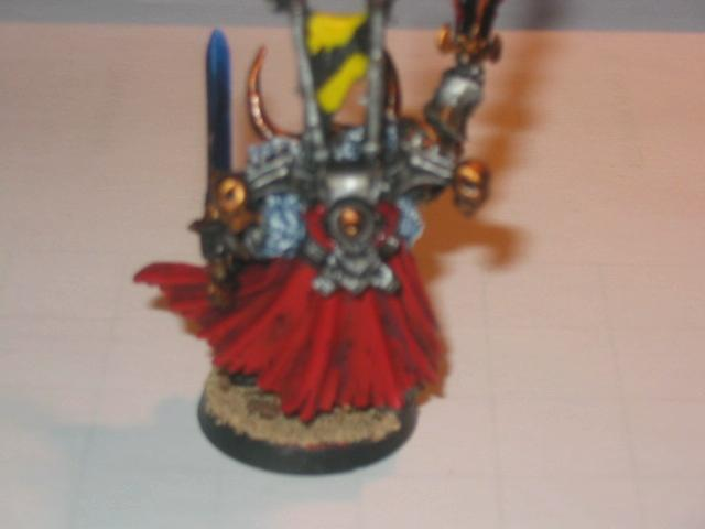 Blurred Photo, Chaos Space Marines, Warhammer 40,000