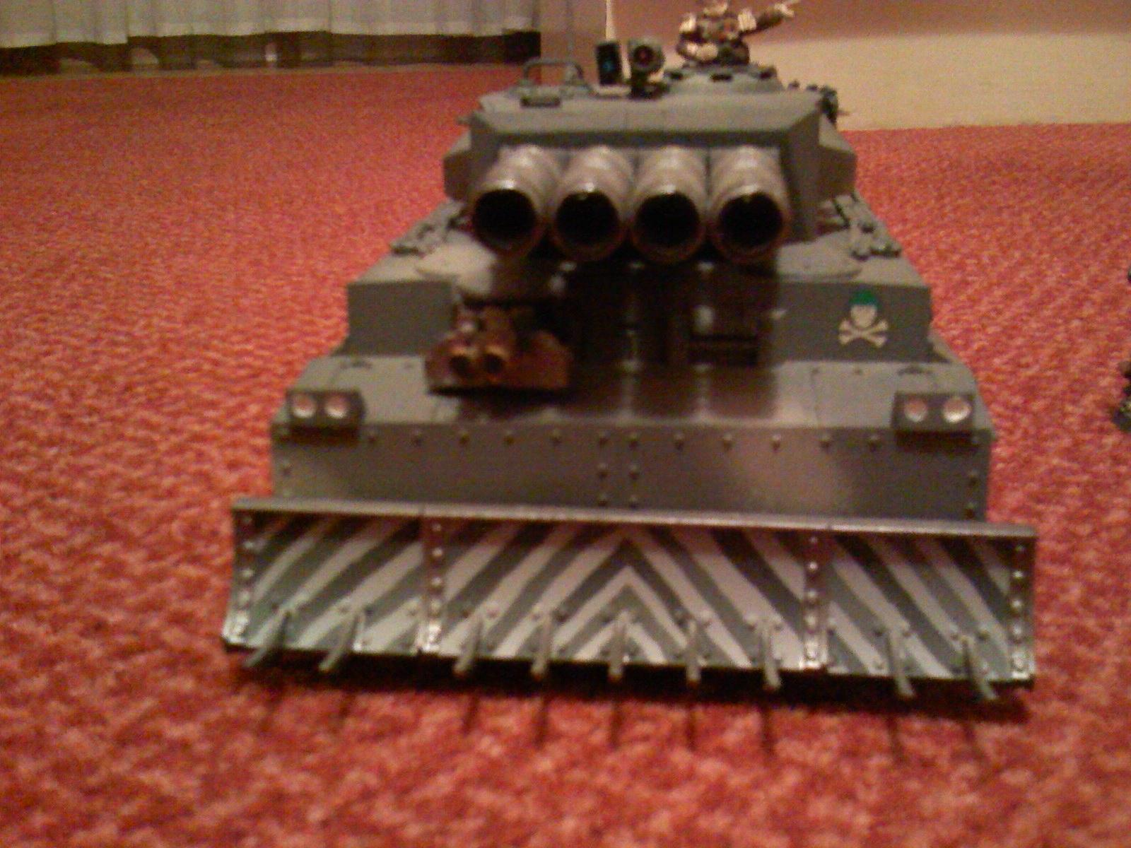 Conversion, Imperial Guard, Super-heavy, Support, Warhammer 40,000