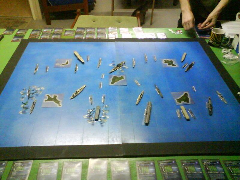 Board, Game Board, Ocean, War At Sea