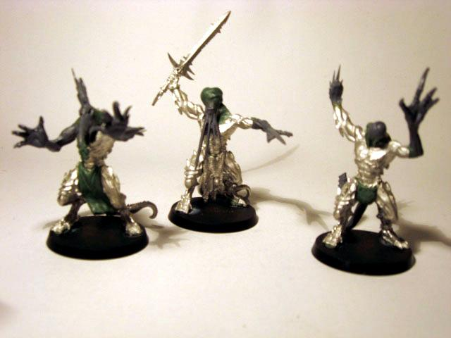 Daemons, Tzeentch, Warhammer 40,000