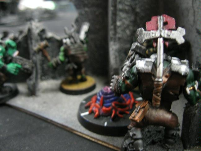 Battle Report, Imperial Guard, Orks, Warhammer 40,000