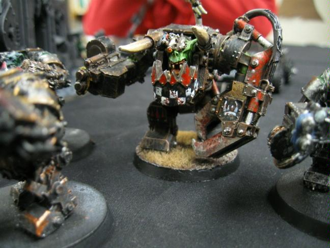 Battle Report, Imperial Guard, Orks, Warhammer 40,000