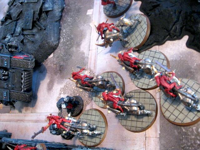 Battle Report, Daemons, Warhammer 40,000
