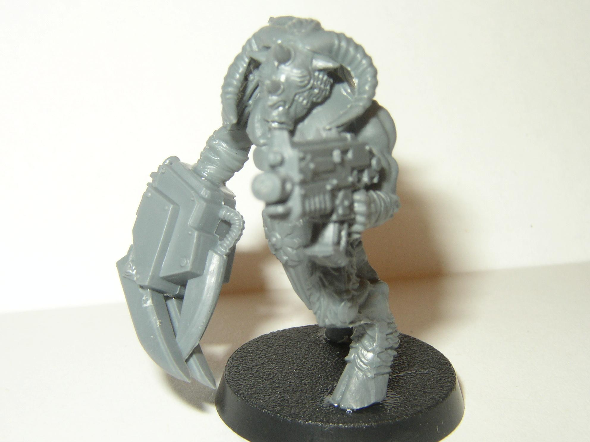 Beastmen, Chaos Space Marines