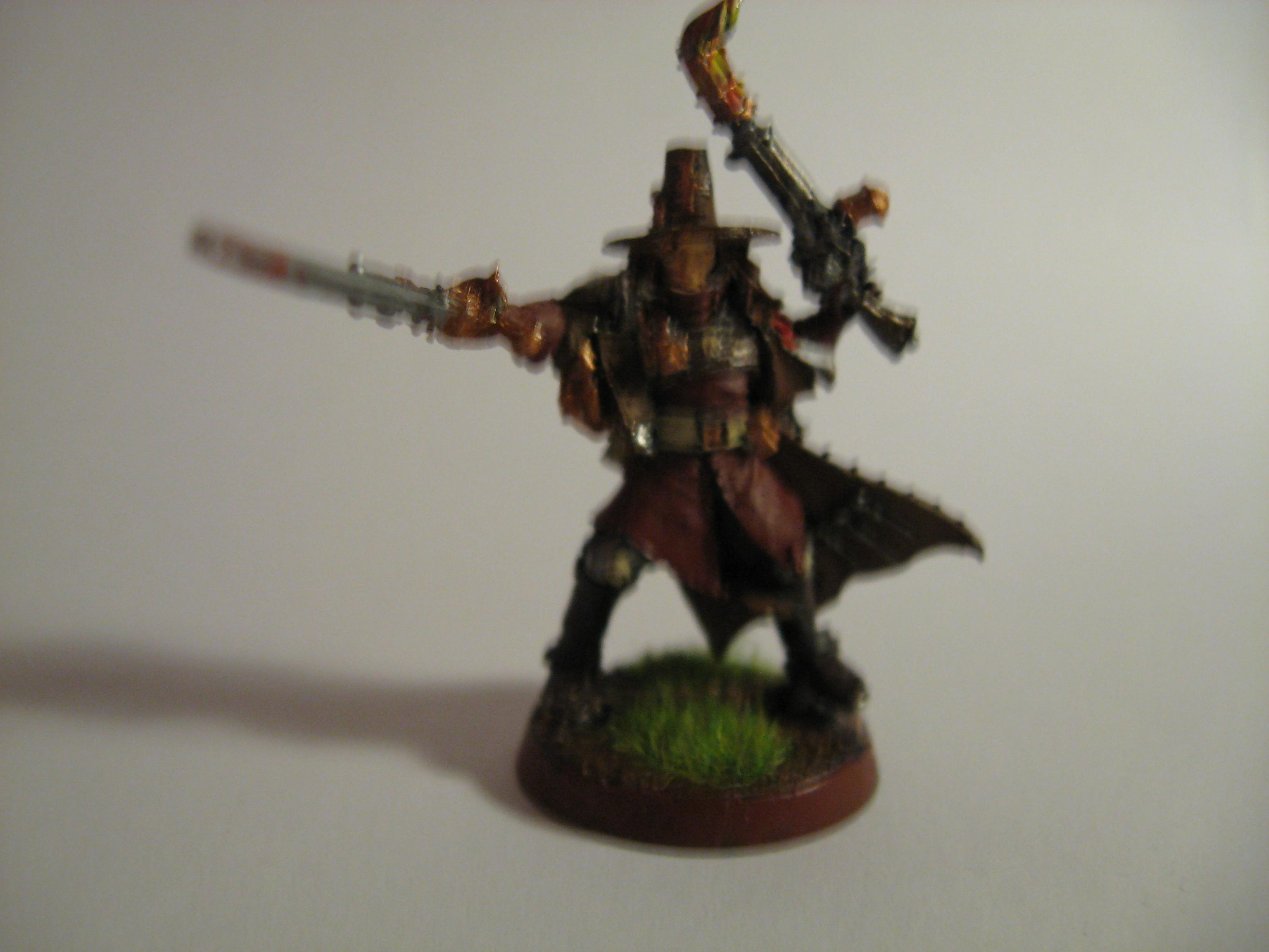 Inquisitor lord Vipus Valentine