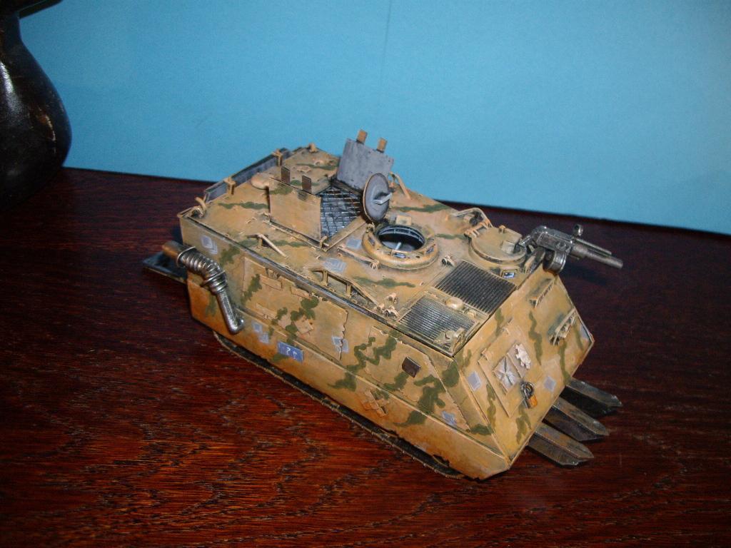 Apc, Tank, sqino opentopped