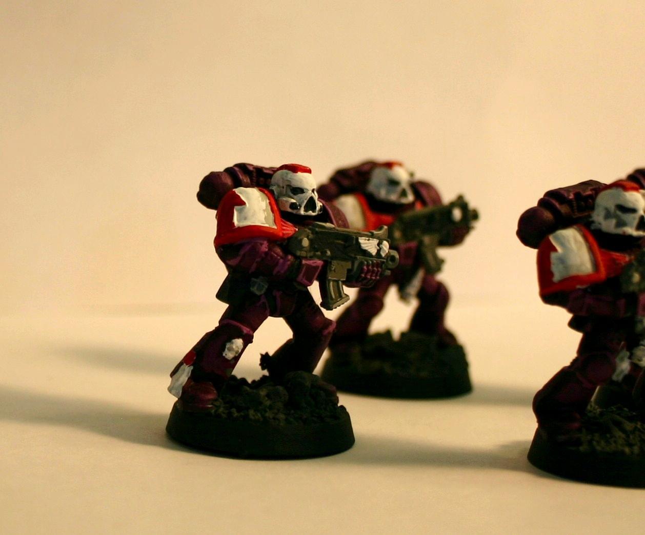 Space Marines, AOBR Marines