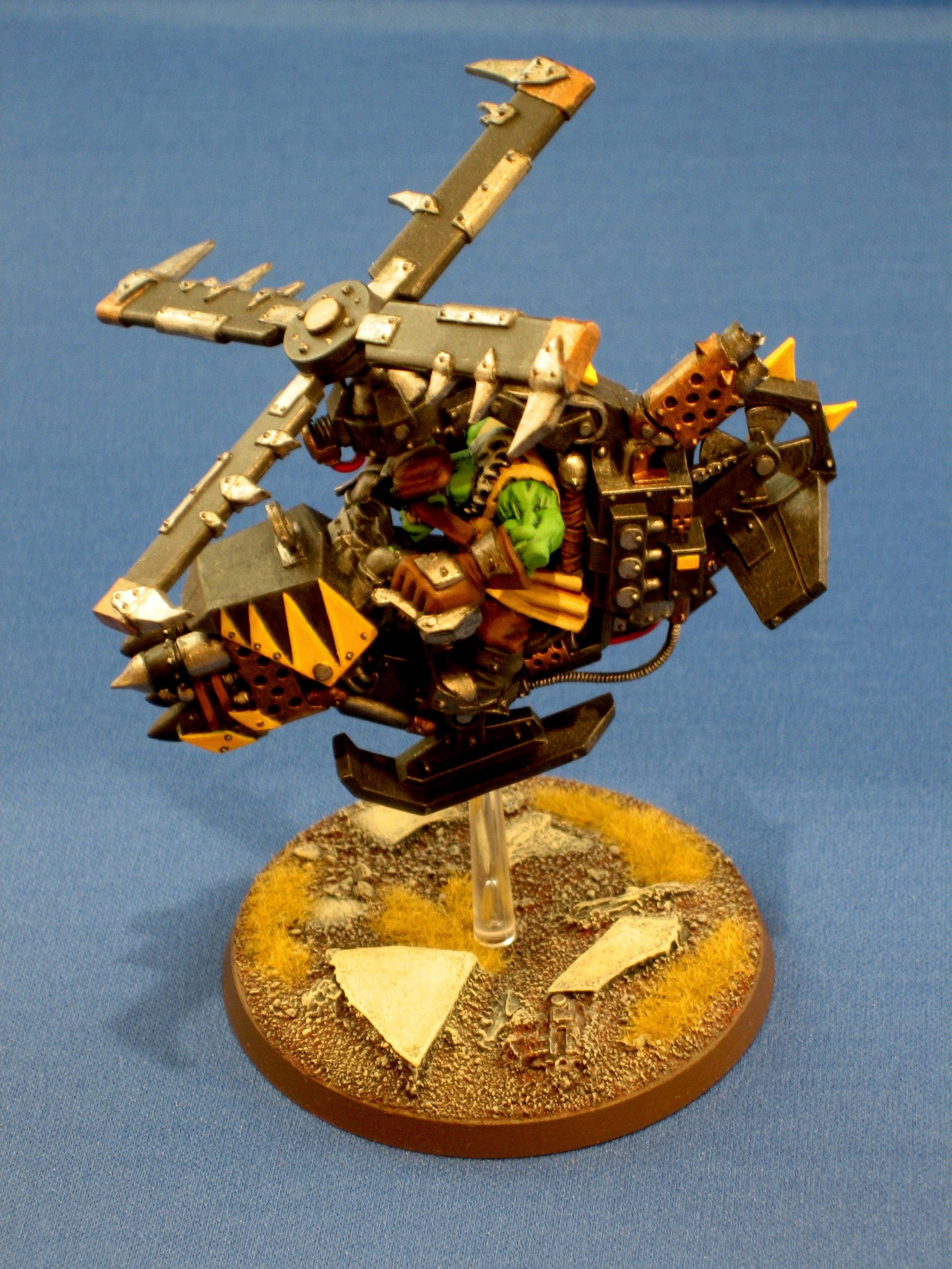 Deffkopta, Fast Attack, Orks