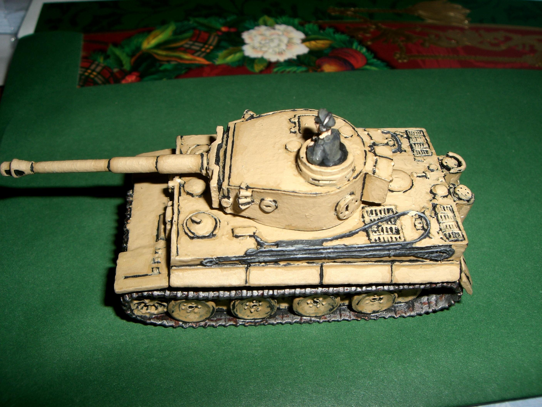 Flames Of War, Germans, Tank