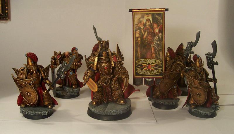 Adeptus, Adeptus Custodes, Apocalypse, Banner, Custodes, Emperor, Horus Heresy, Space Marines, Warhammer 40,000