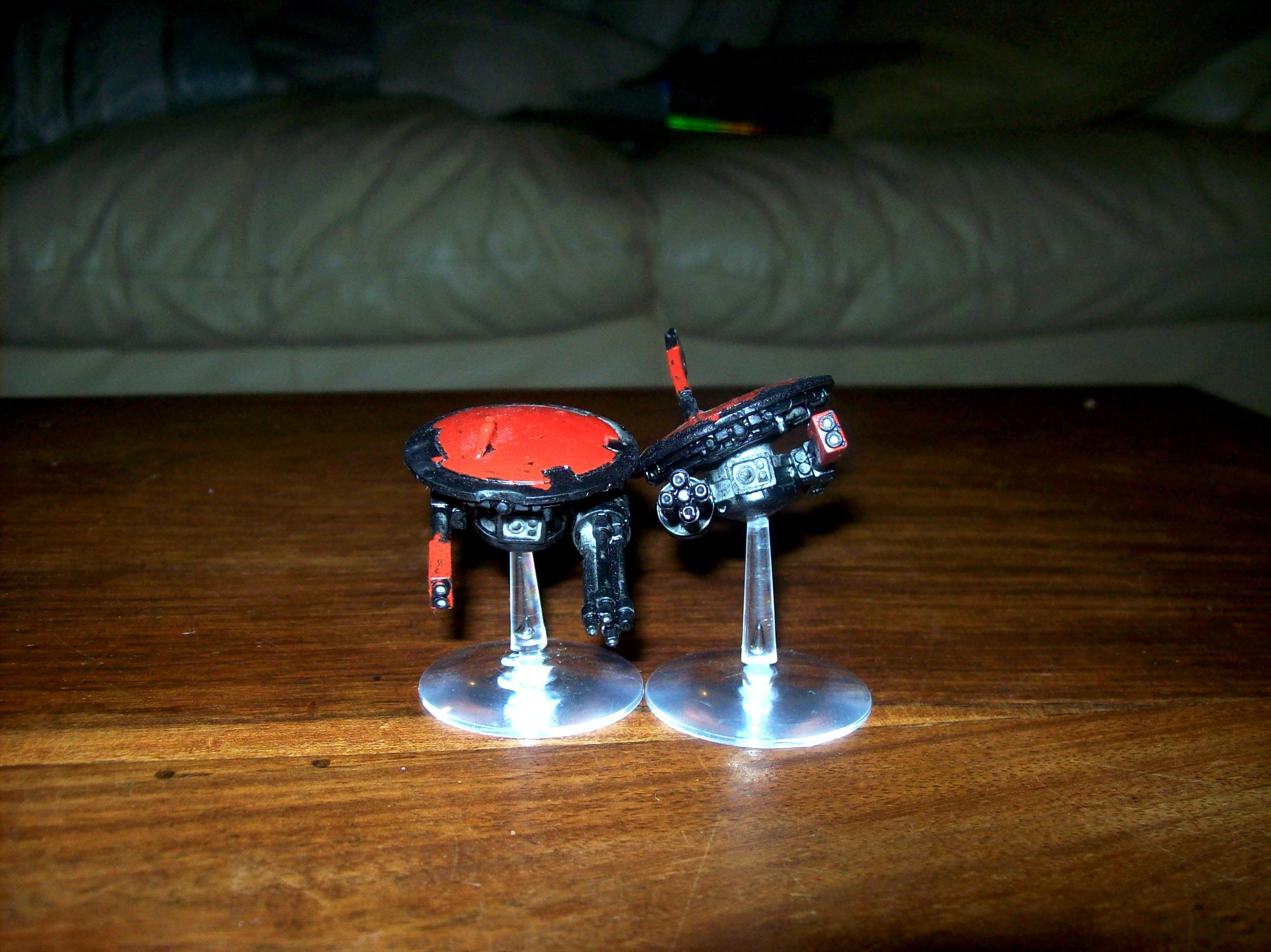 Drones, Forge World, Tau