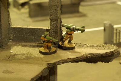 Battle, Cities Of Death, Heavy Weapon, Imperial Guard, Missile Launcher, Team, Urban, Warhammer 40,000