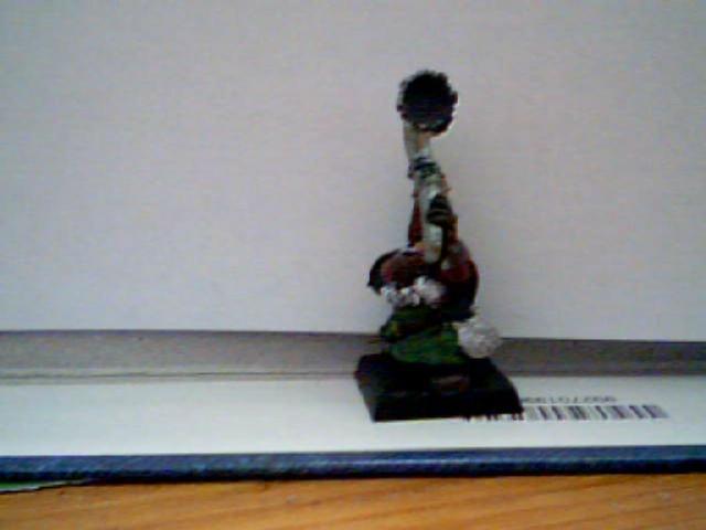 Dwarves, Gnome, Front