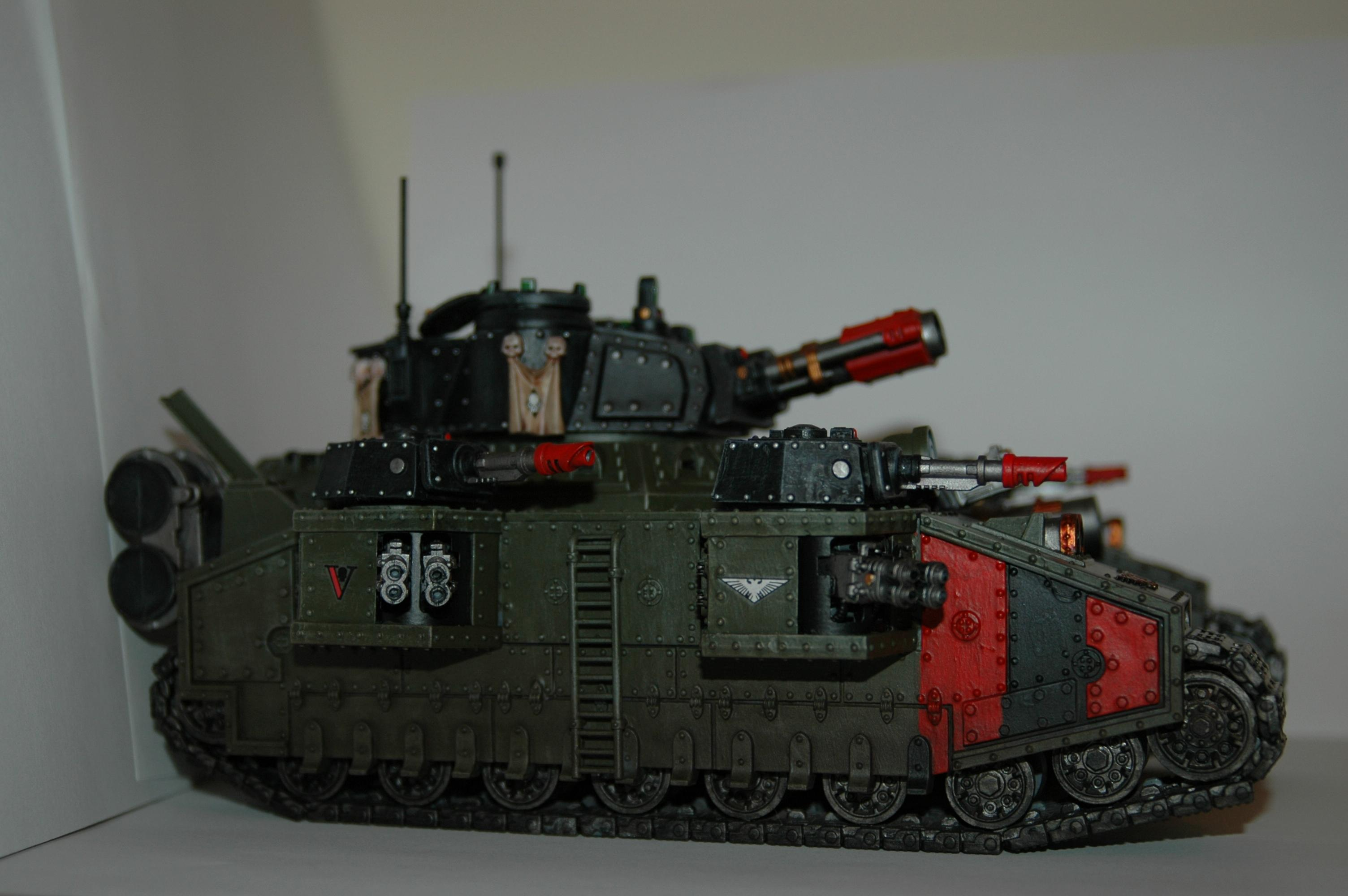 Imperial Guard, Super-heavy, Tank, Warhammer 40,000