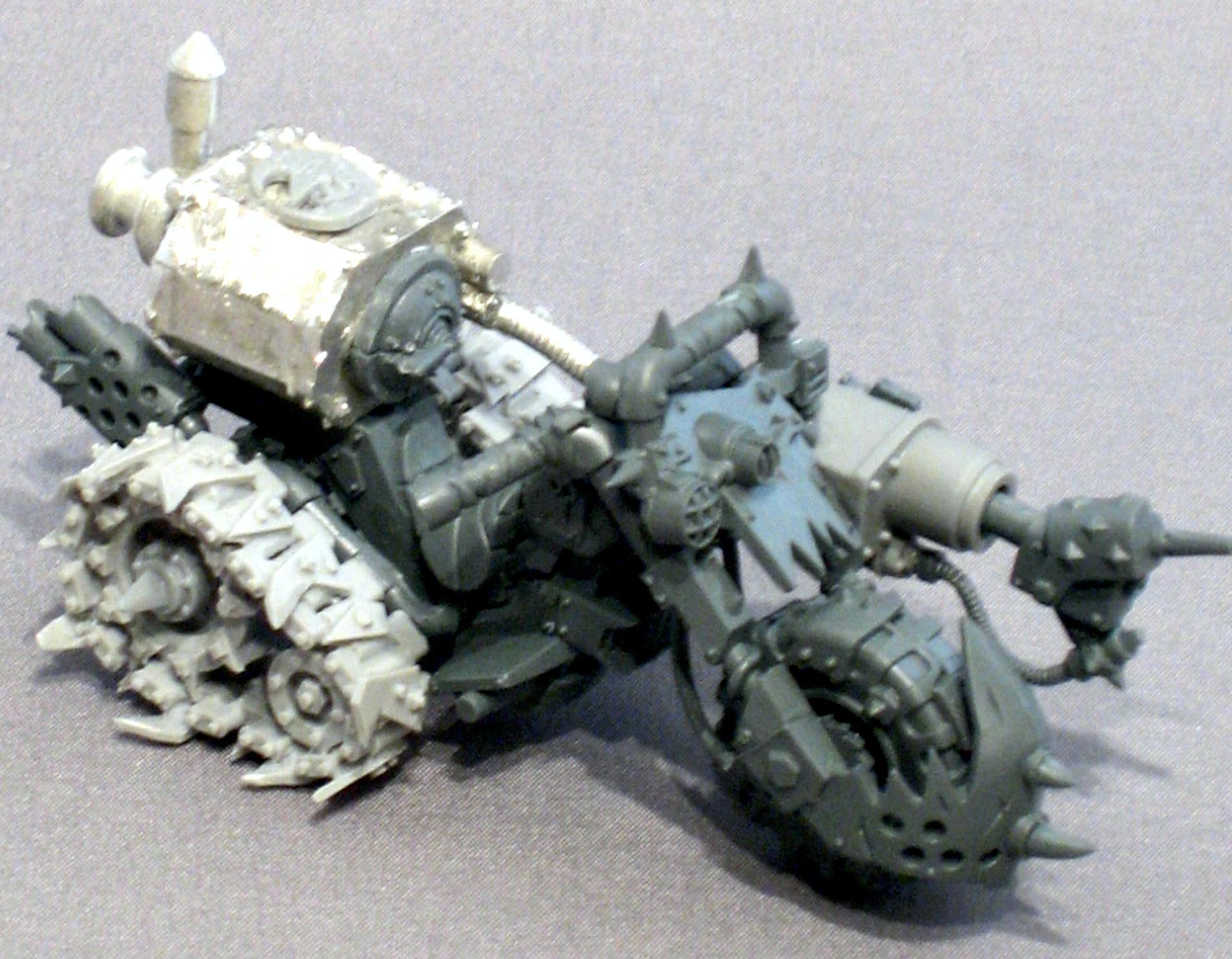 Conversion, Orks, Skorcha, Warhammer 40,000