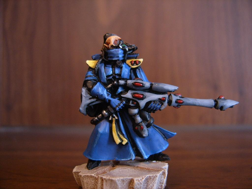 Alaitoc, Blue, Craftworld, Eldar, Pathfinders, Rangers, Yellow
