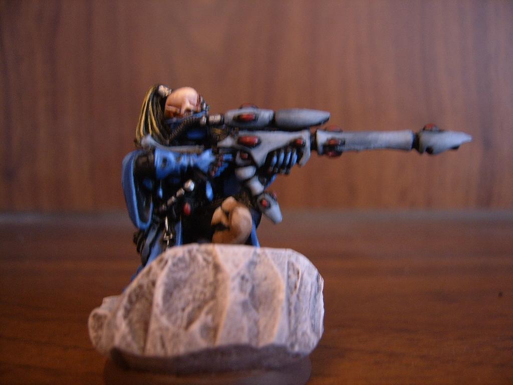 Blurred Photo, Eldar, Rangers, Warhammer 40,000