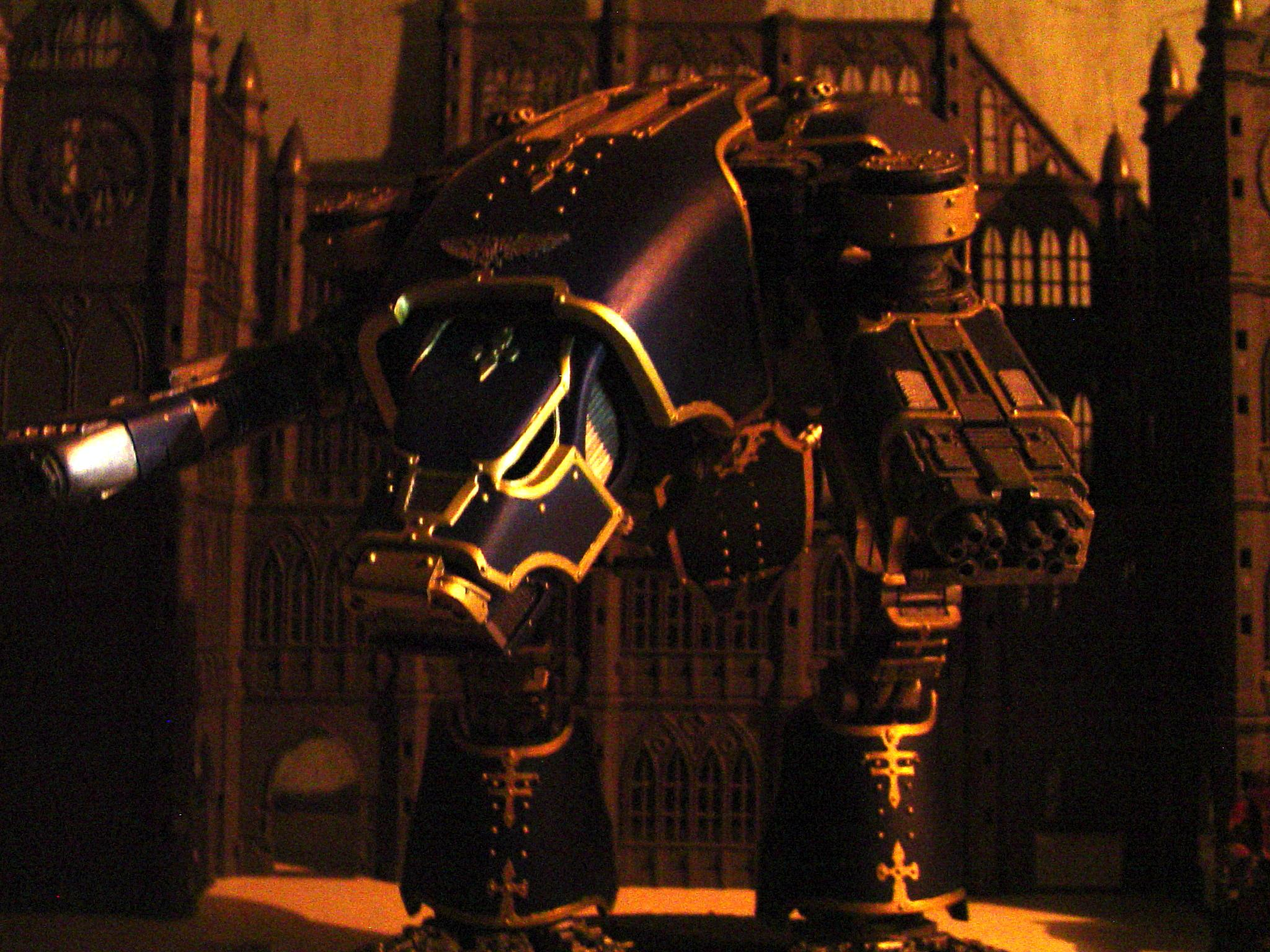 Apocalypse, Forge World, Imperial, Titan, Warhound