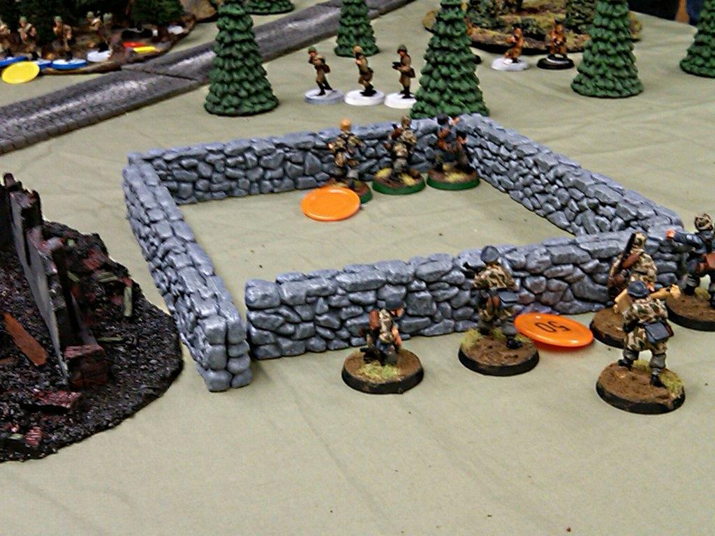 Battle Report, Disposable Heroes, Skirmish, World War 2