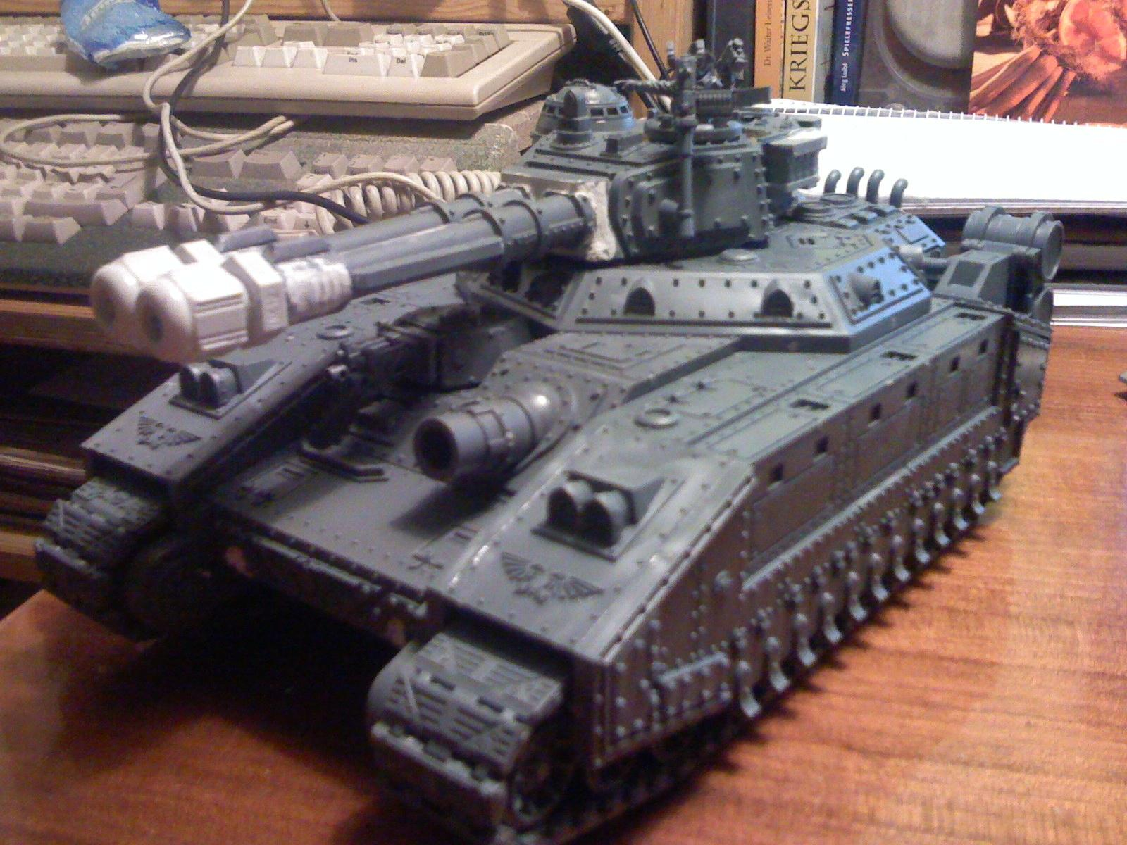 Apocalypse, Baneblade, Superheavy Tank