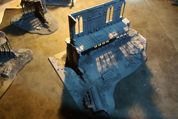 Cities Of Death, Light Play, Terrain